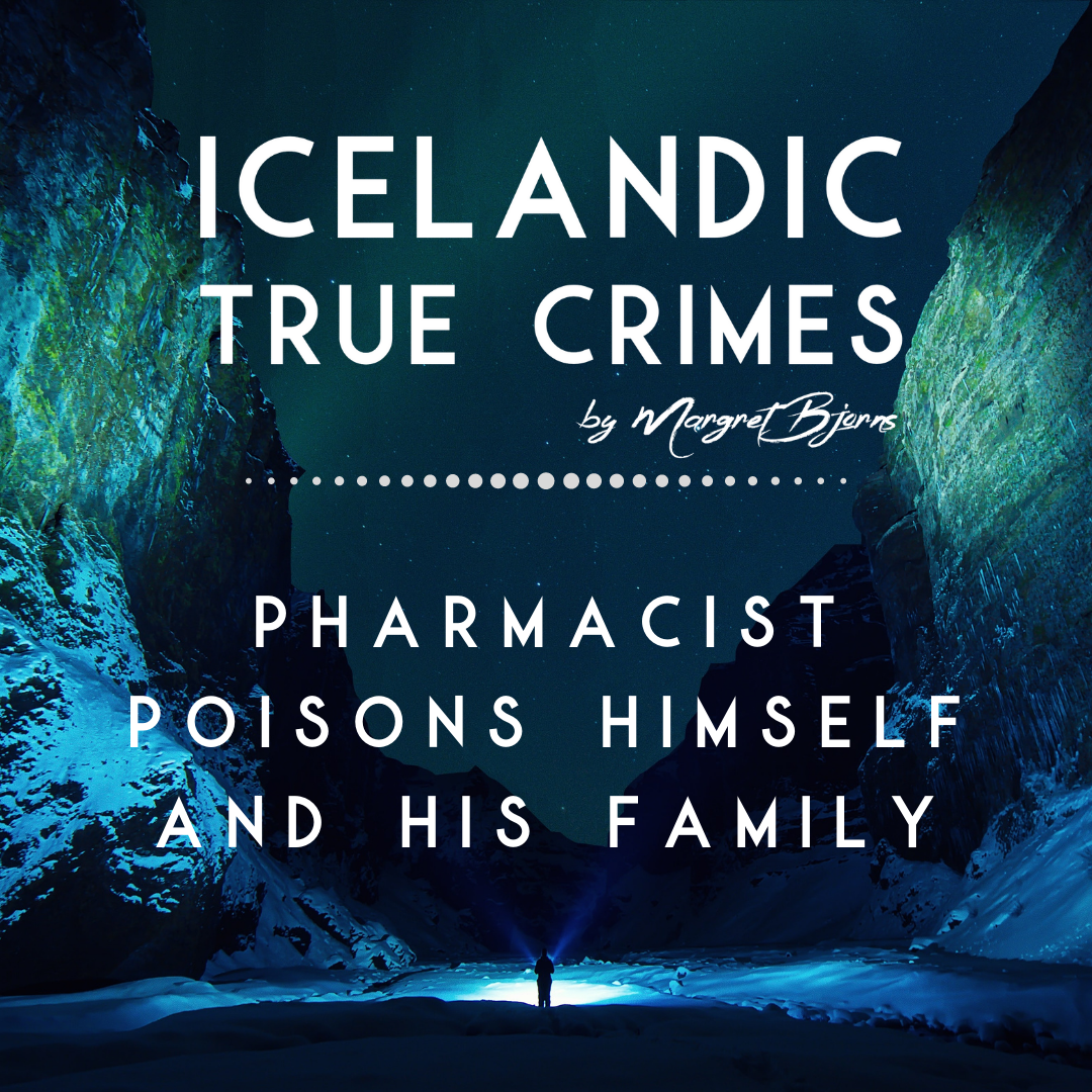 EN - 6 - FAMILICIDE: Pharmacist Poisons Himself and His Family