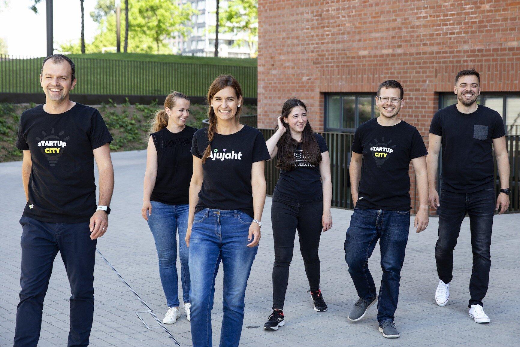 The Innovate Slovakia team (CIVITTA & SAPIE)