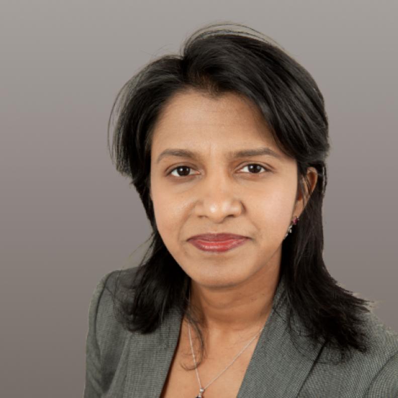 Lakshmi Baskaran, VP of Engineering -
