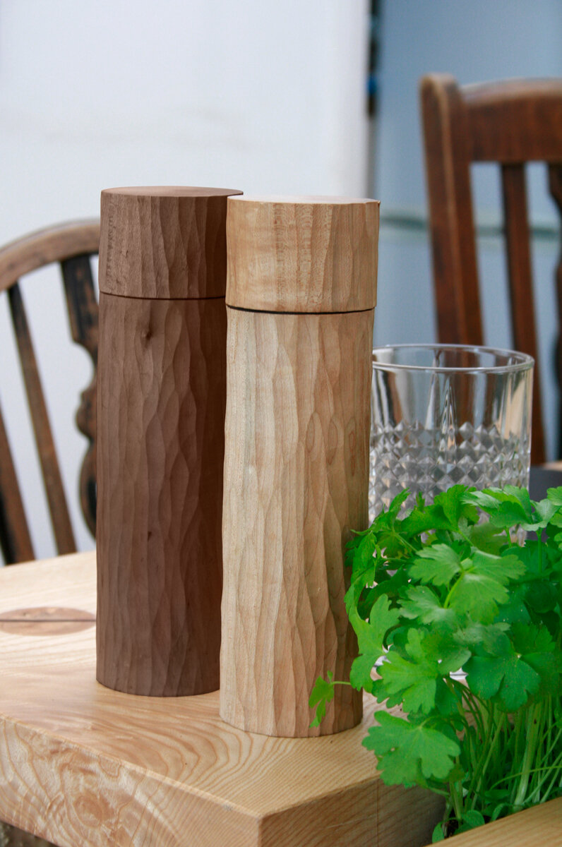 Salt Pepper Mills Forge Creative