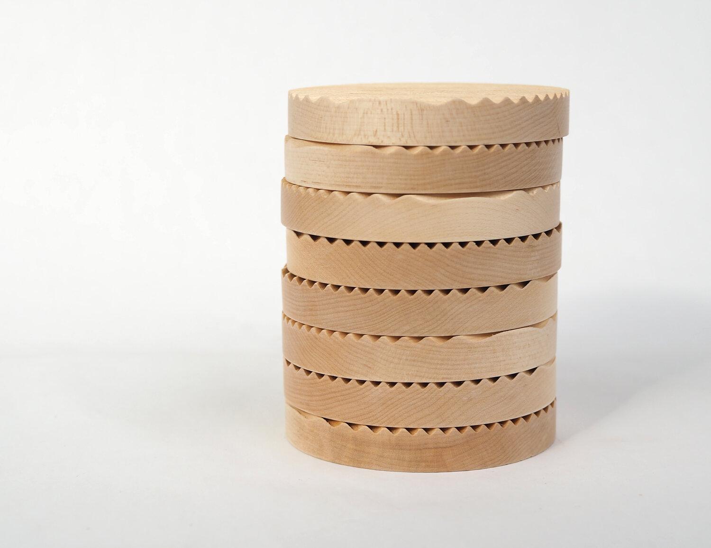 Piste Coasters Forge Creative