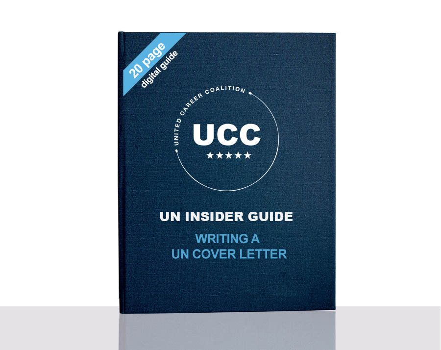 Un Cover Letter Help How To Start A Un Career