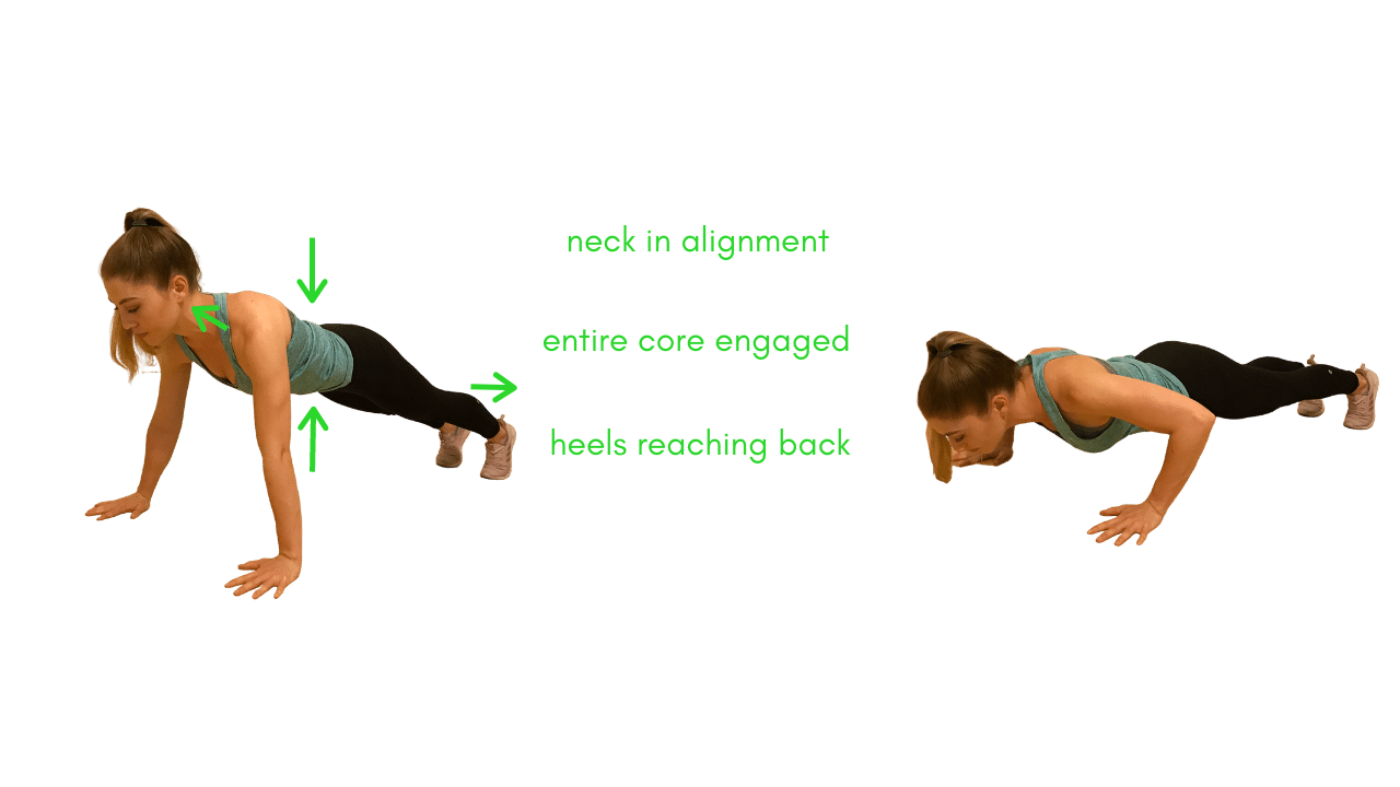 Upper Body Workout- Push ups