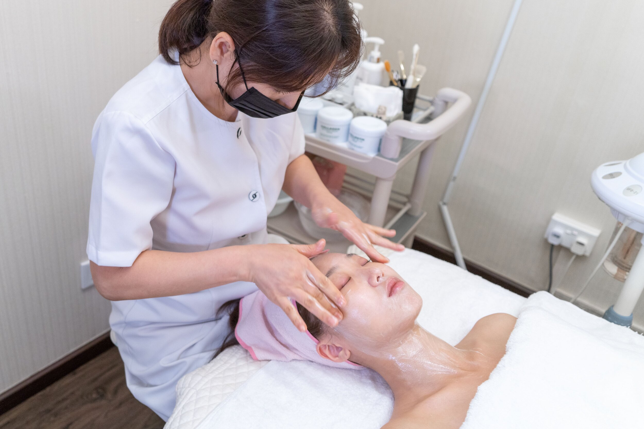 Face Lifting — Korea Beauty Centre
