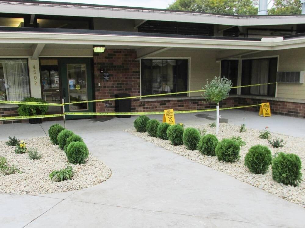 Landscape Trees Shrubs Planting Design Madison Wi