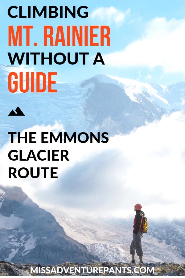 Mount Rainier Climbing Routes