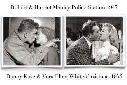 When Robert Manley is released, the press embraces him as a loving husband. replacing the previous image of a shifty criminal.