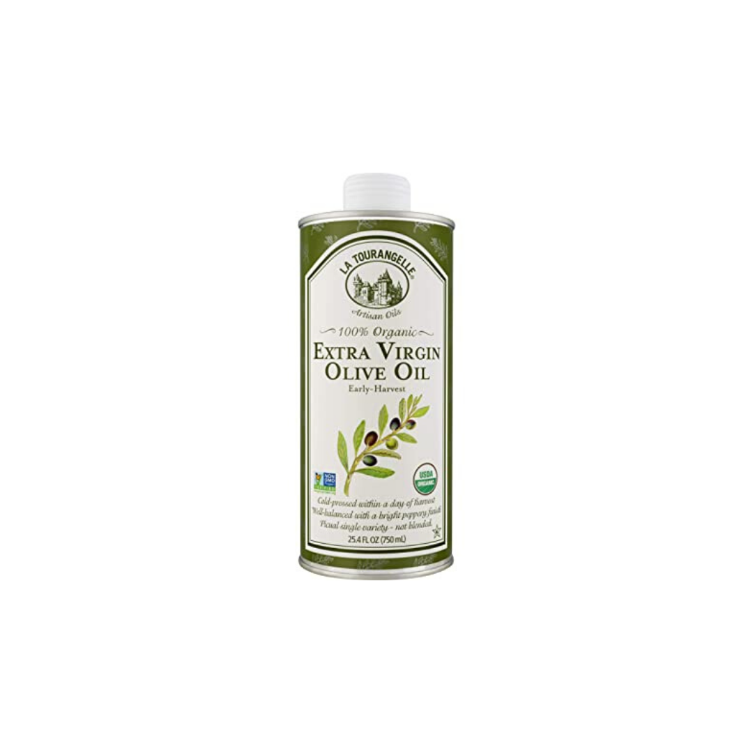 Cold Pressed Extra Virgin Olive Oil