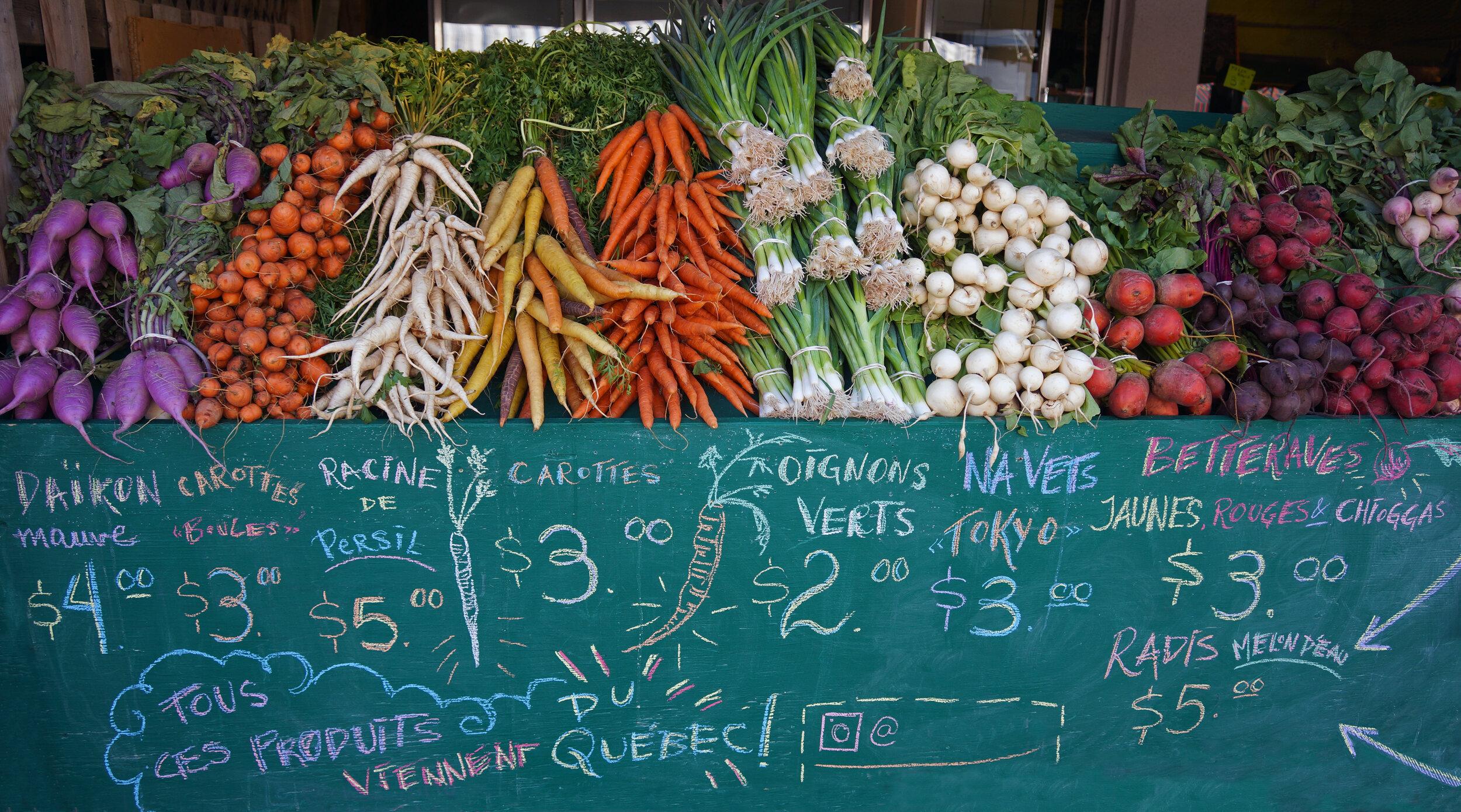 French Farmers' Market