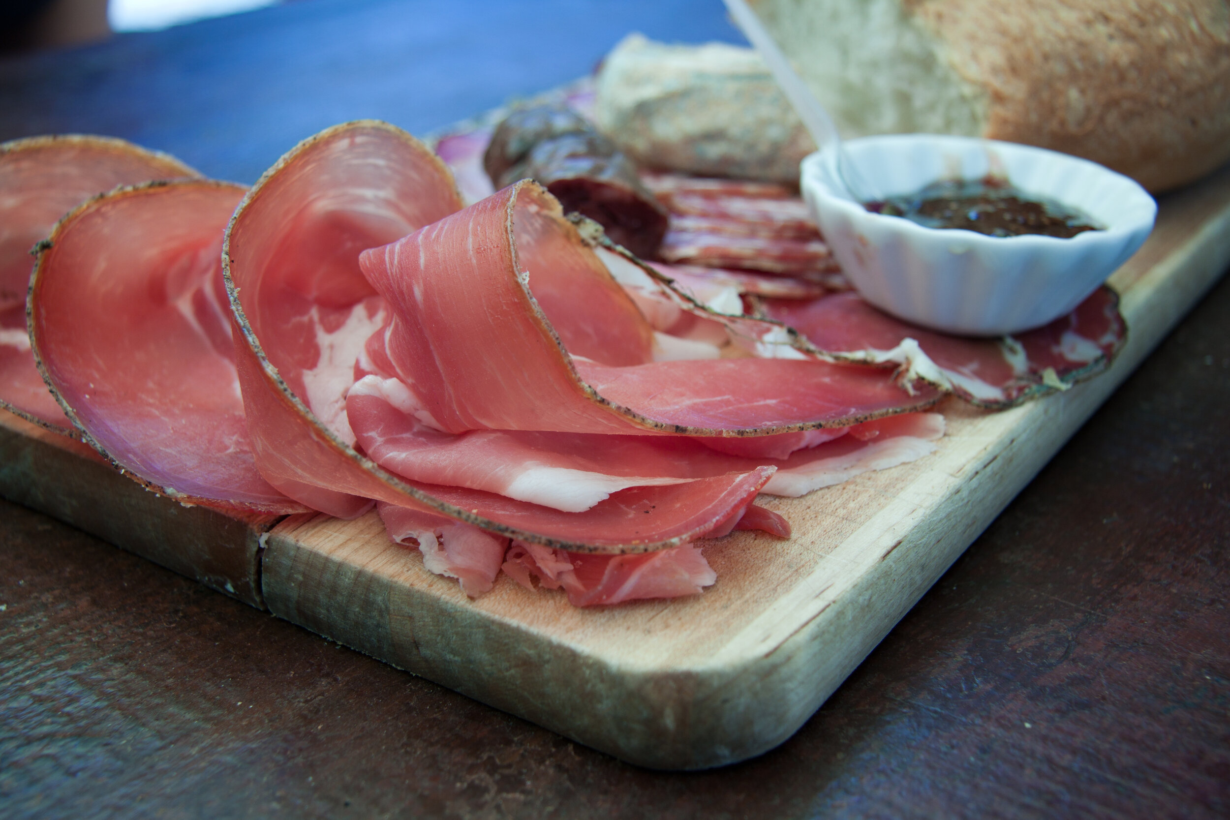 Food of France: Corsican Charcuterie