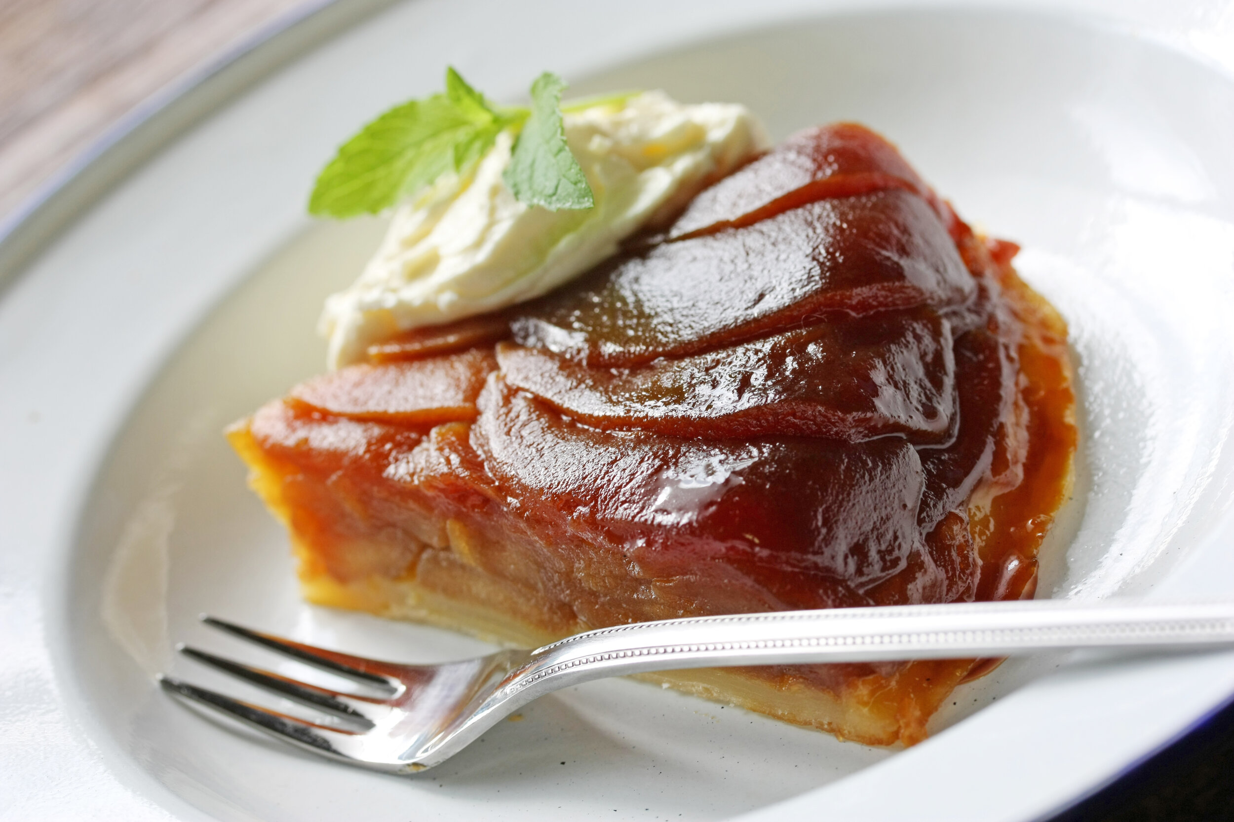 Food of France: Tarte Tatin