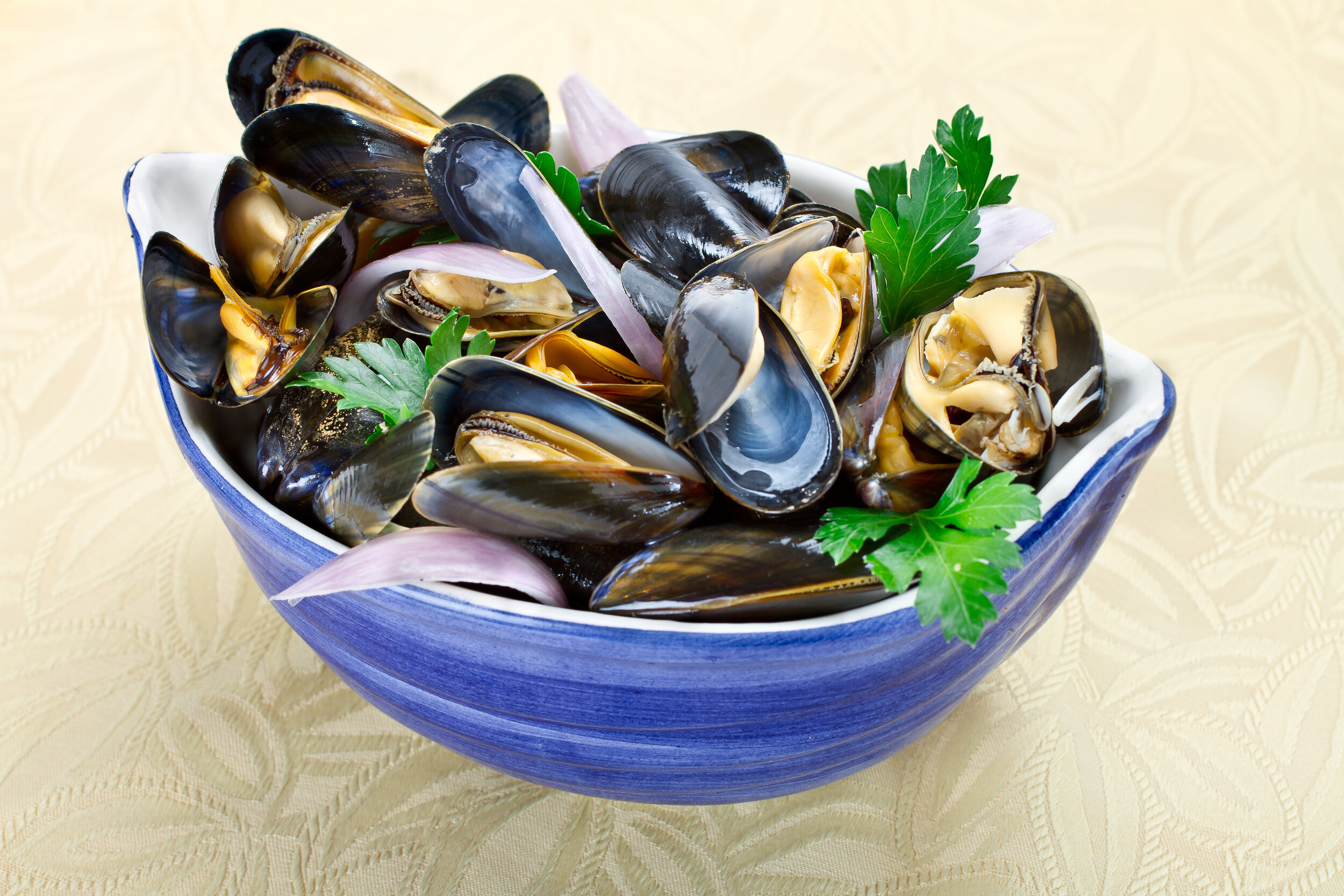 Food of France: Mouclade