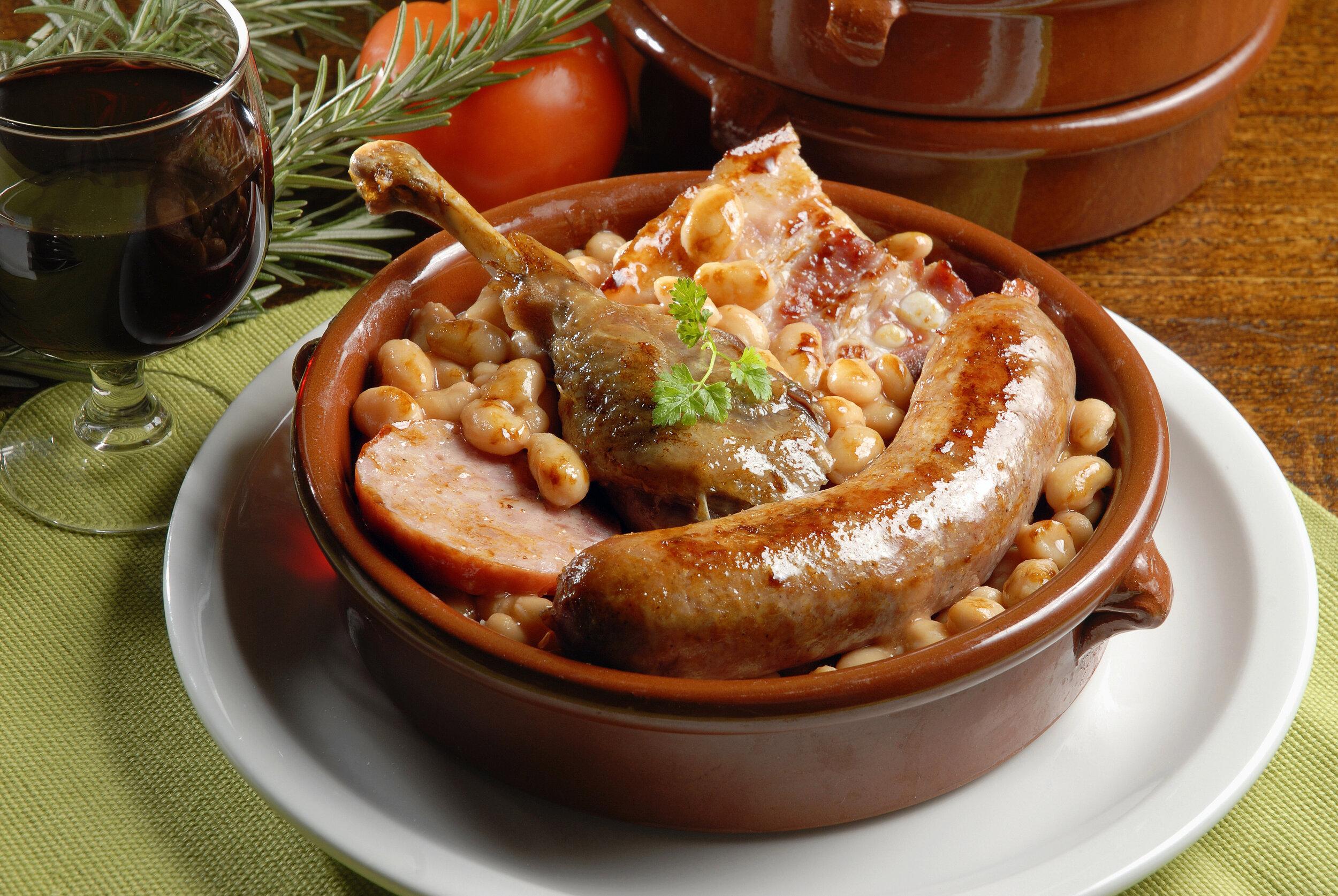 Food of France: Cassoulet