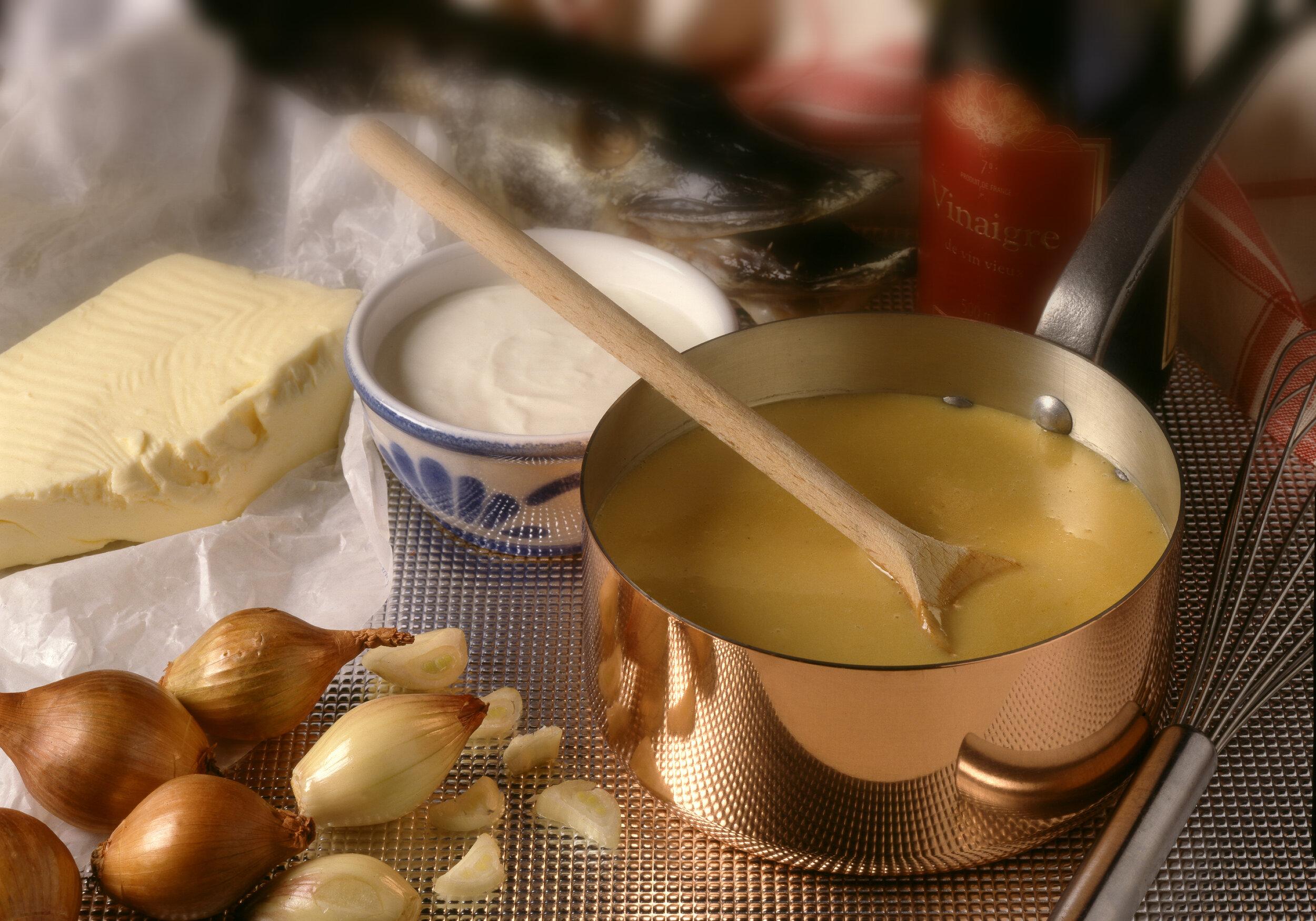 Beurre Blanc Sauce