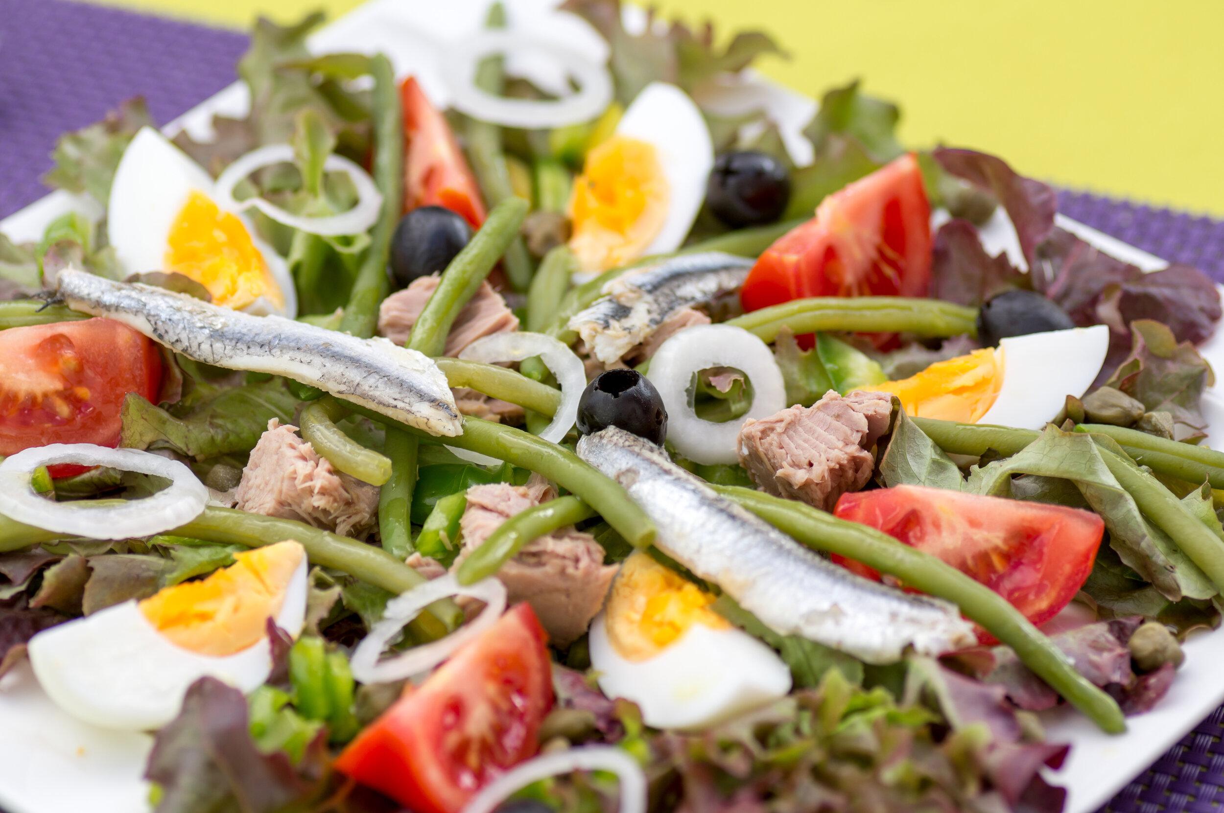 Food of France: Salade Nicoise