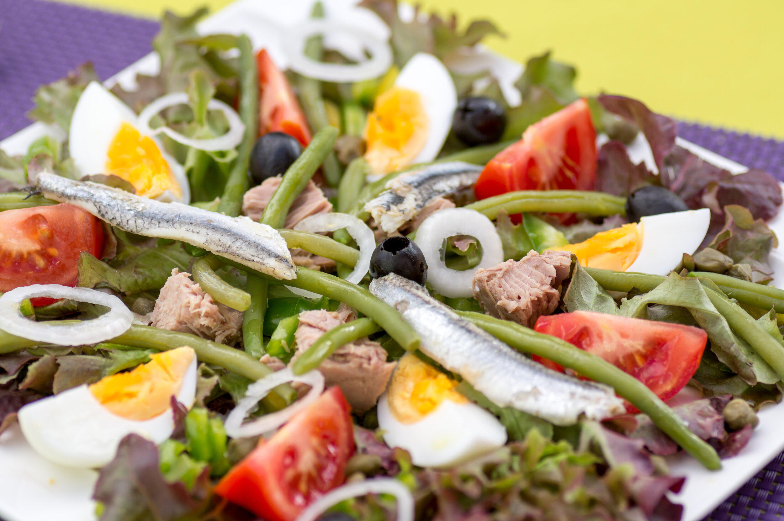Food of France: Salade Nicoise