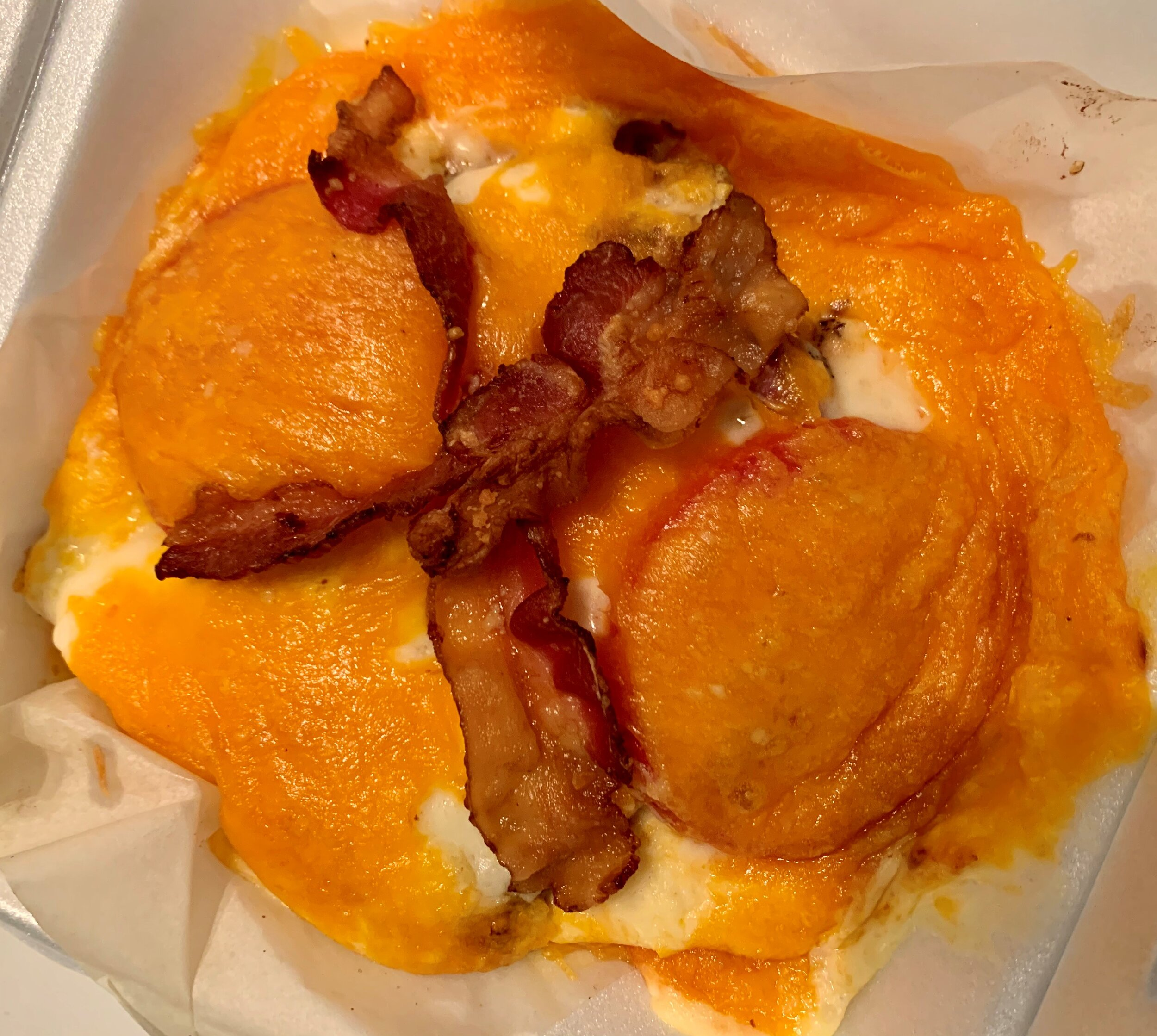 Hot Brown on our Food Bucket List. Image courtesy of Candace from Where I've Been