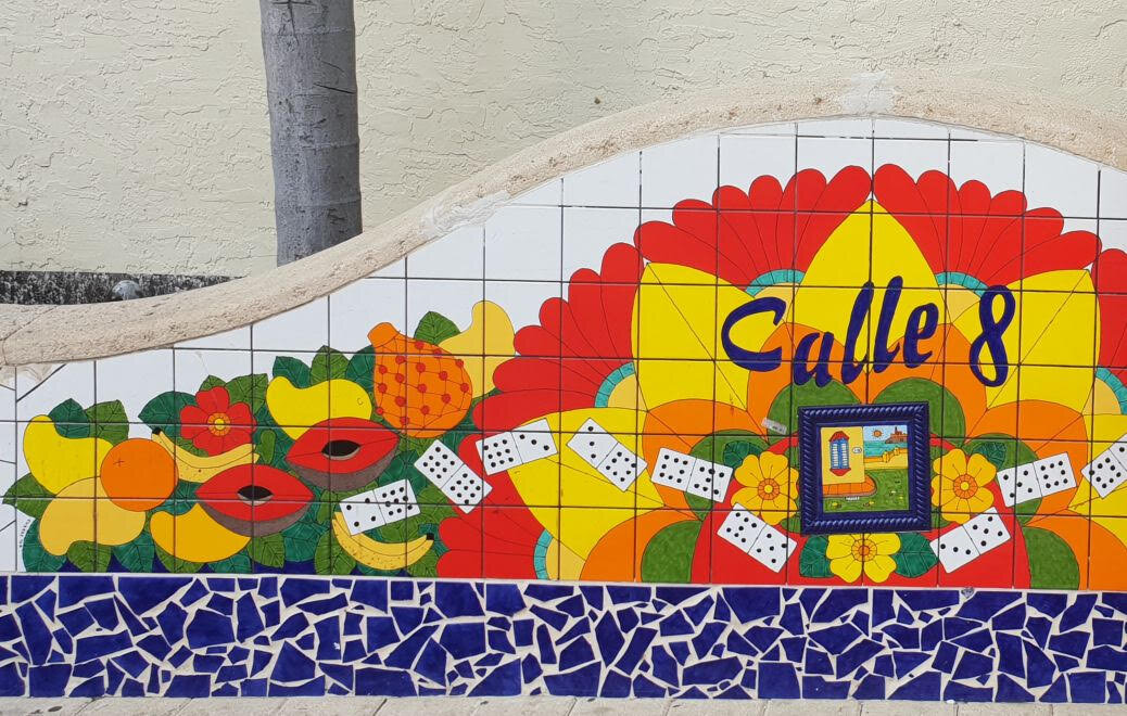Little Havana in Florida. Image courtesy of Pauline from Beeloved City