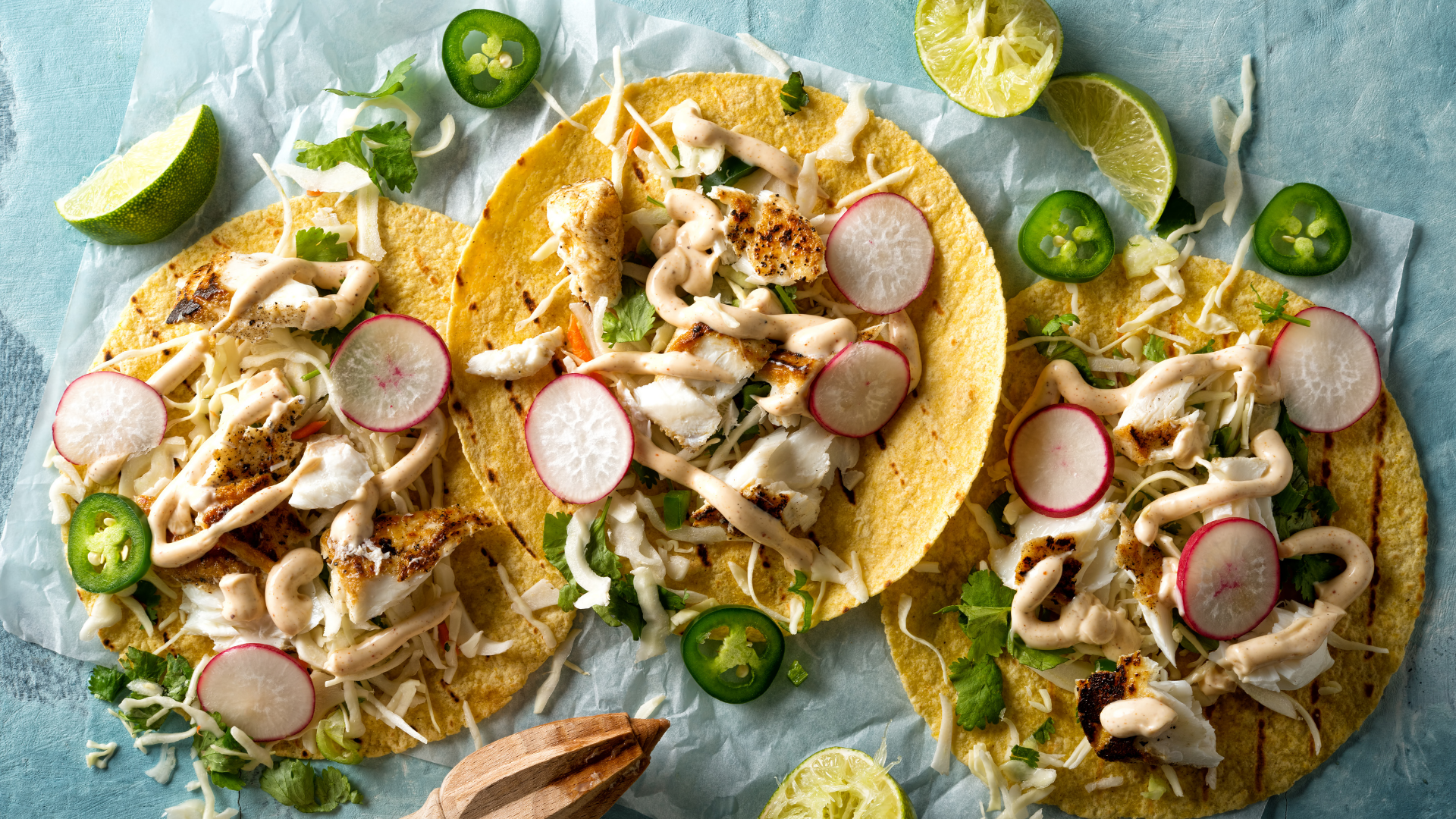 Fish Tacos on our Food Bucket List.