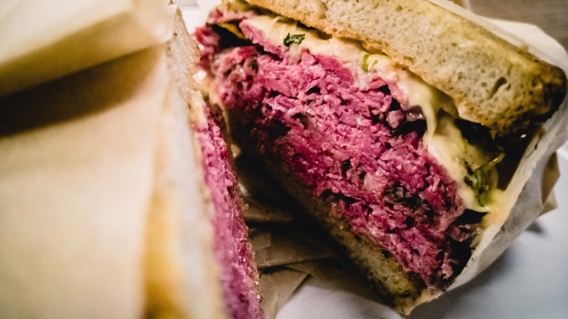 Pastrami on Rye on our Food Bucket List.