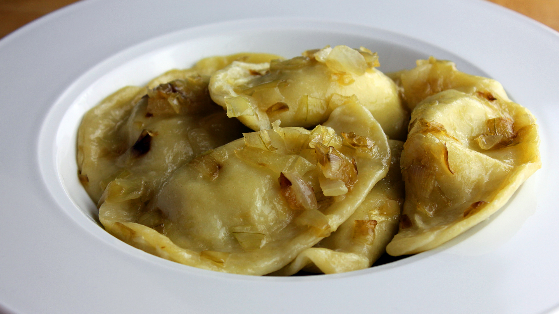 Pierogies on our Food Bucket List.