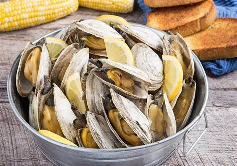 New England Steamers on our Food Bucket List.