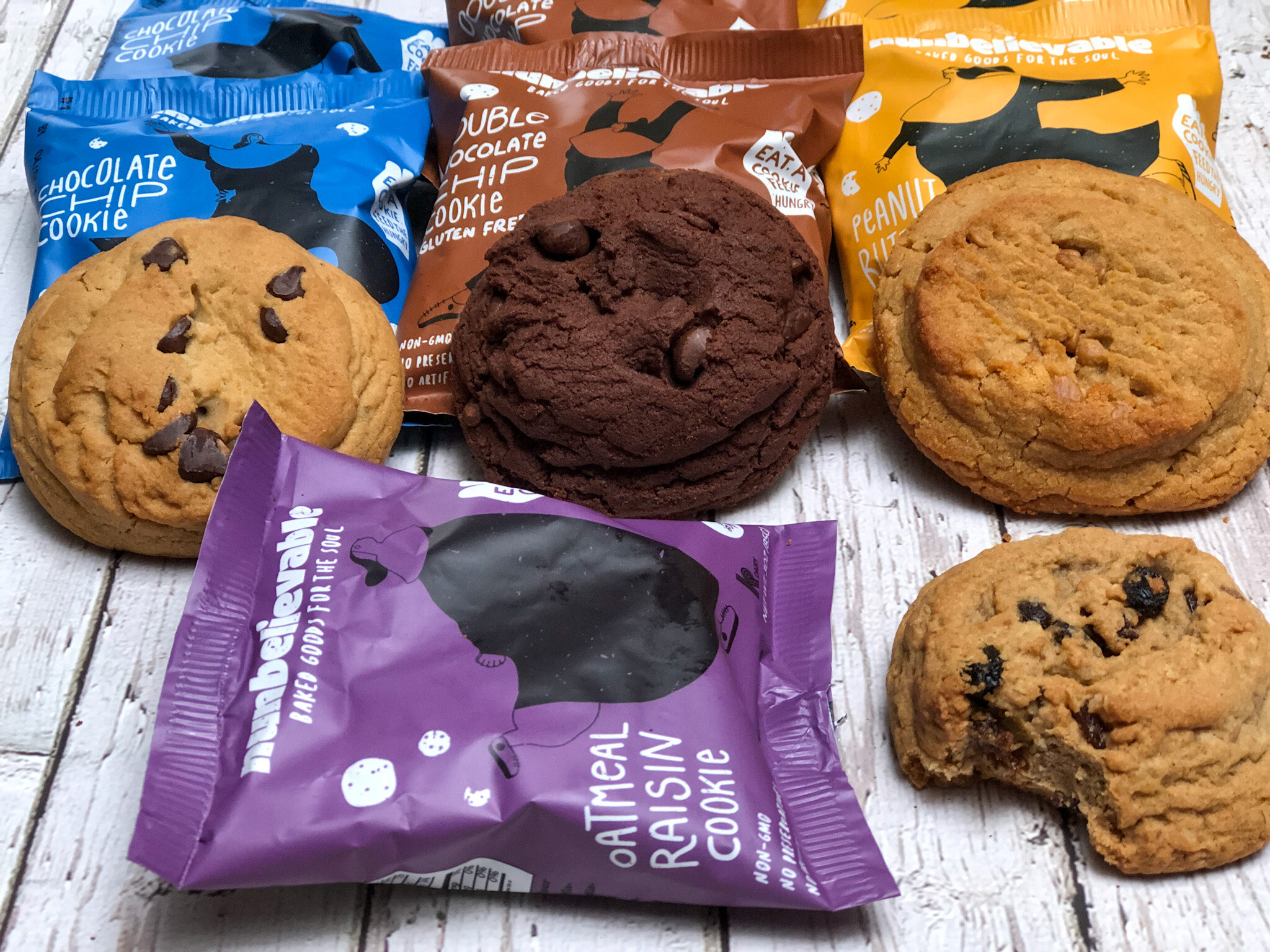 Nunbelievable Cookies, a gift that makes a difference.