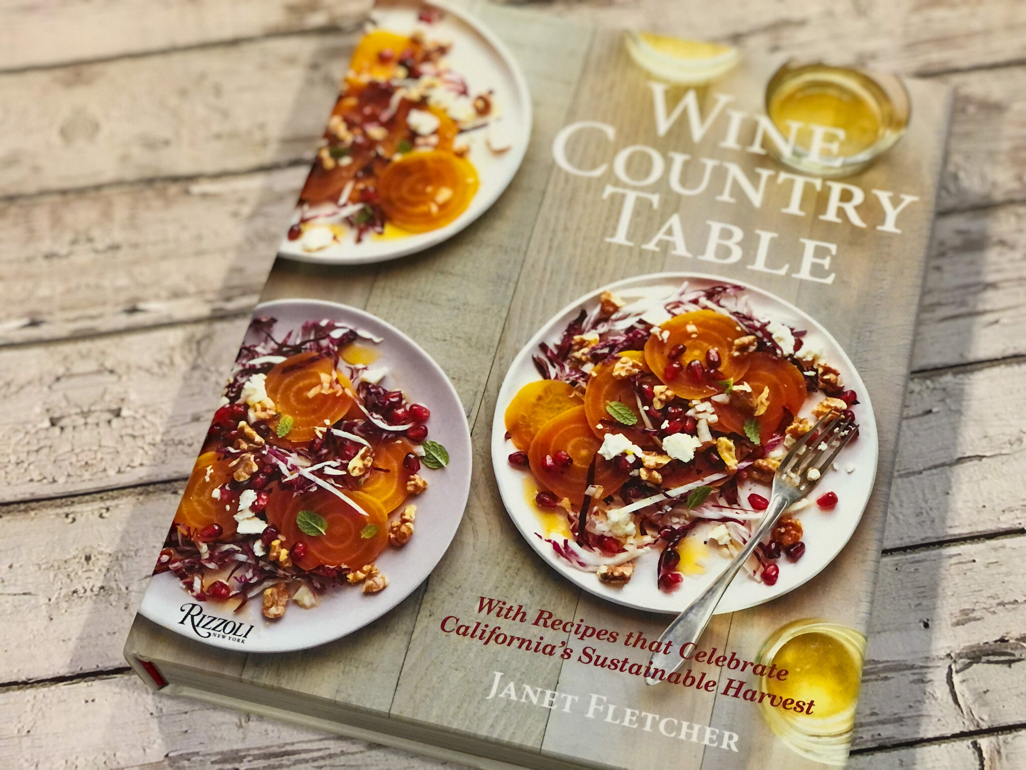 Wine Country Table Book, some of the Best Gifts for Foodies.