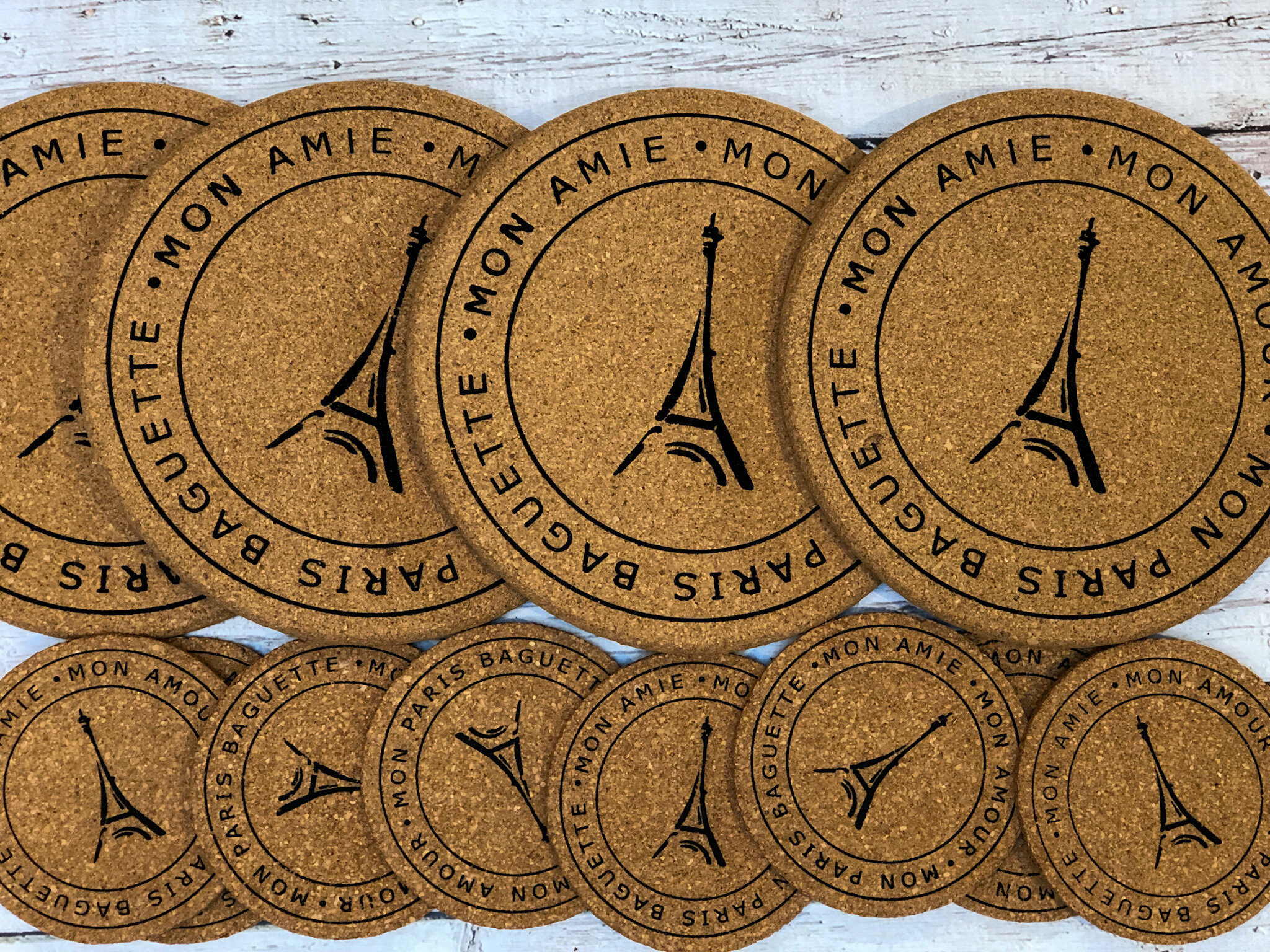 Trivets & Coasters, some of the Best Gifts for Foodies.