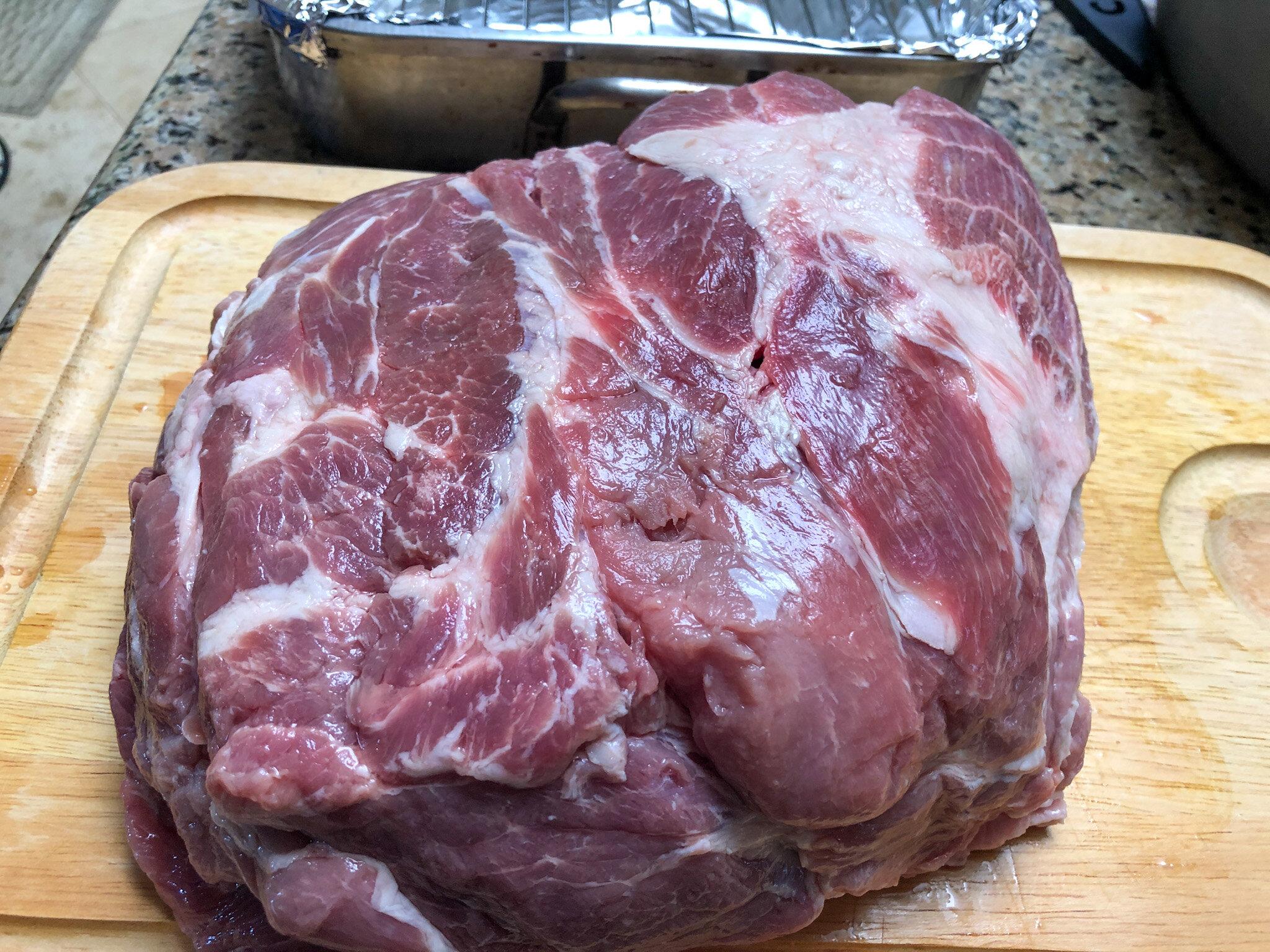 Pork for Gringo Pozole