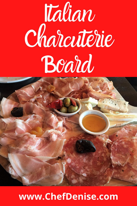 Pin for Italian Charcuterie Board