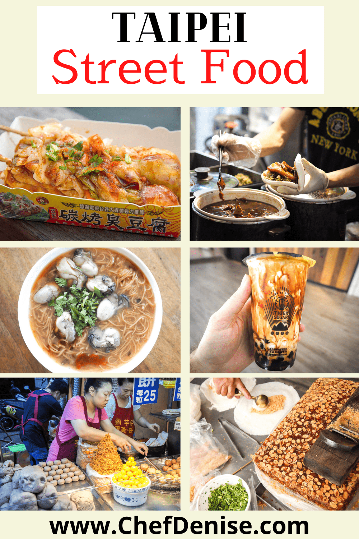 Pin for Taipei Street Food