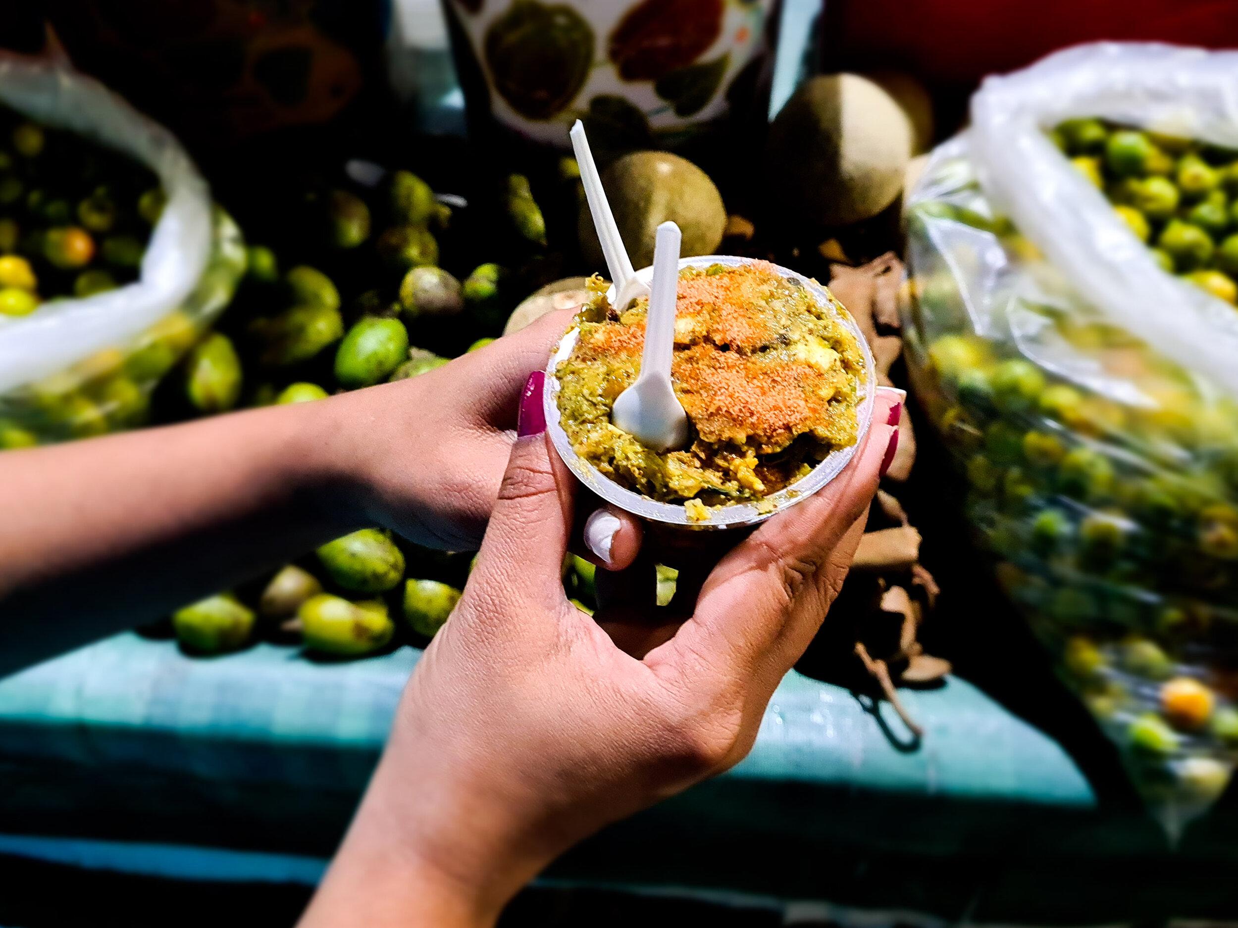 A specialty of Bangladeshi cuisine, Bhorta.