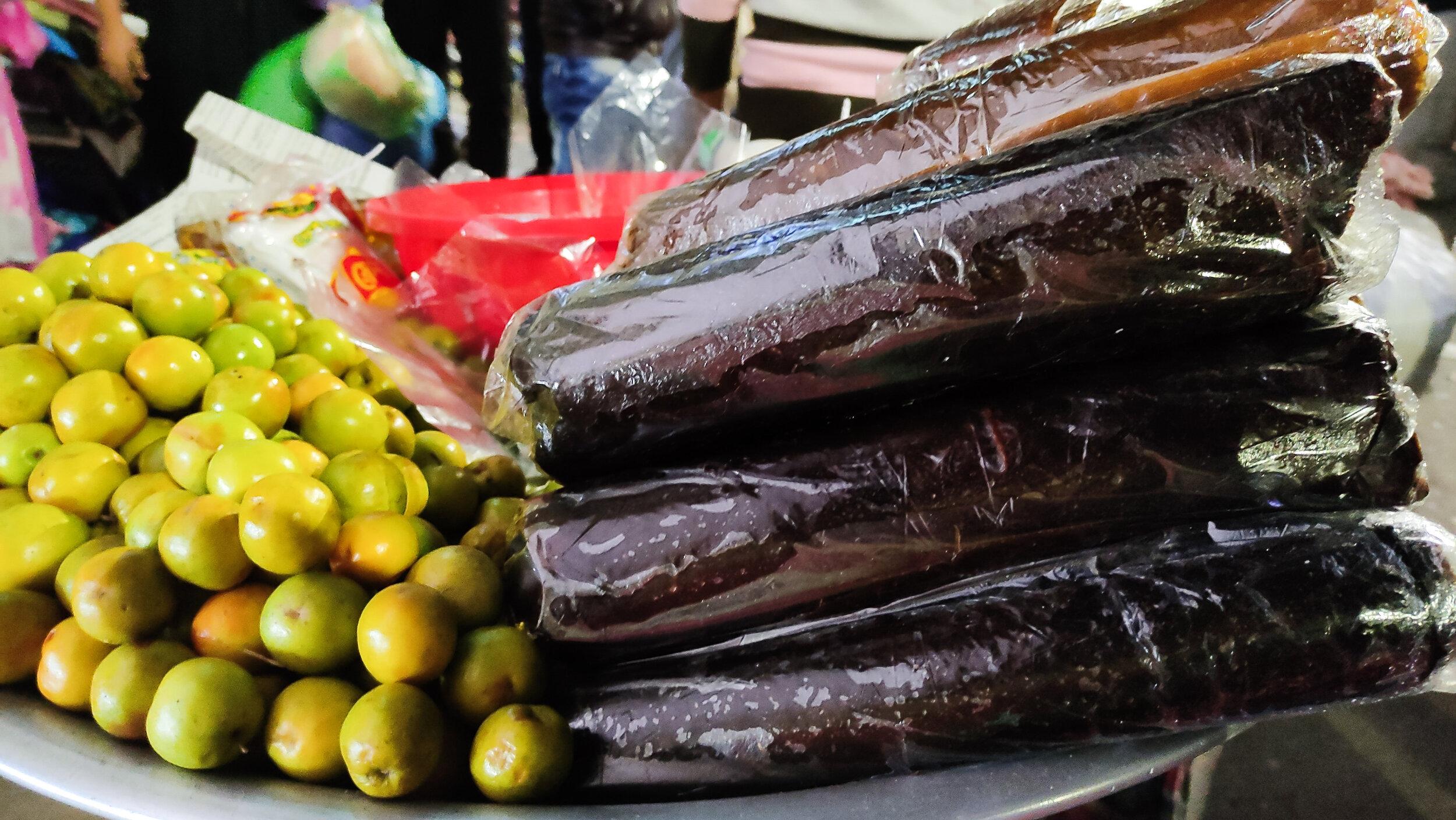 A Dhaka sweet treat, Amsotto.
