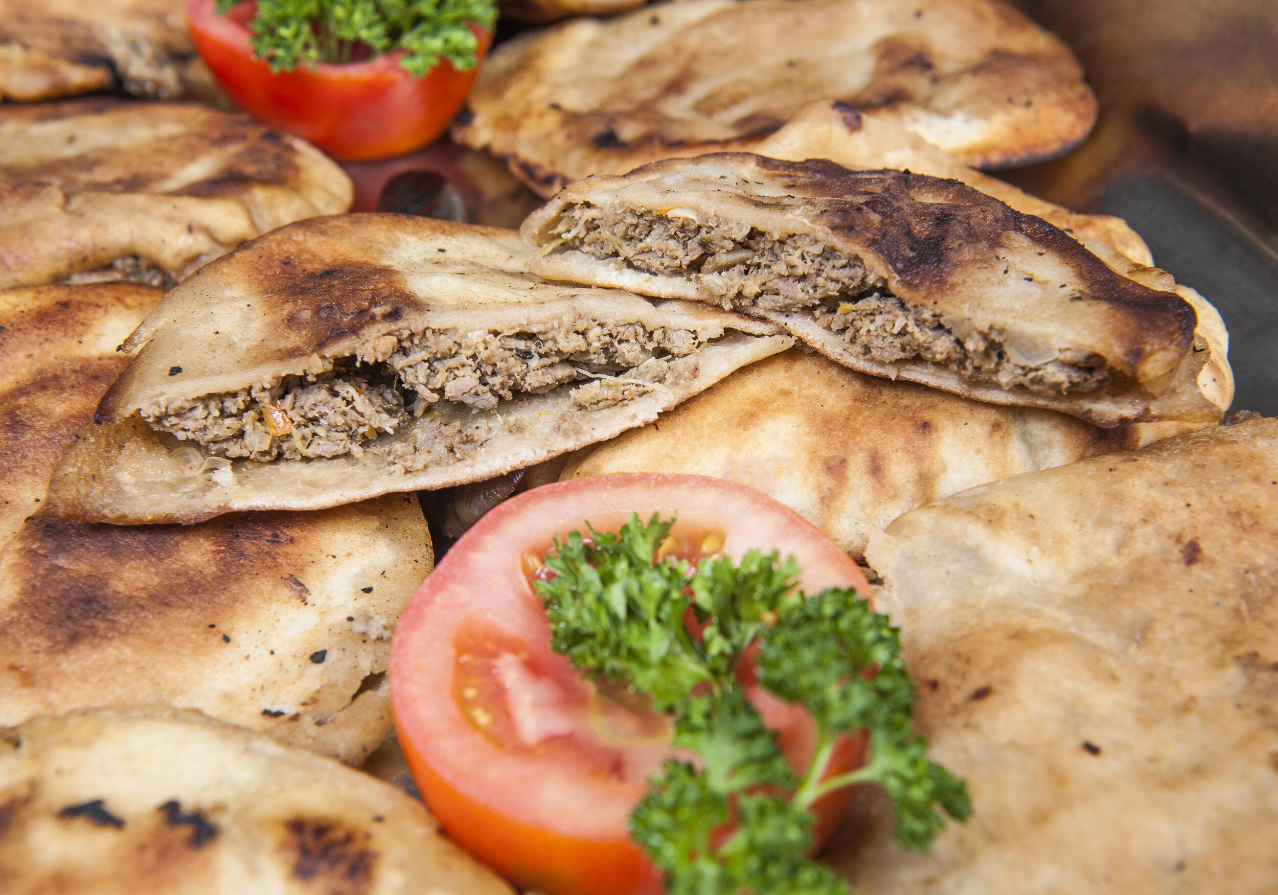 Hawawshi is a very popular Egyptian street food.