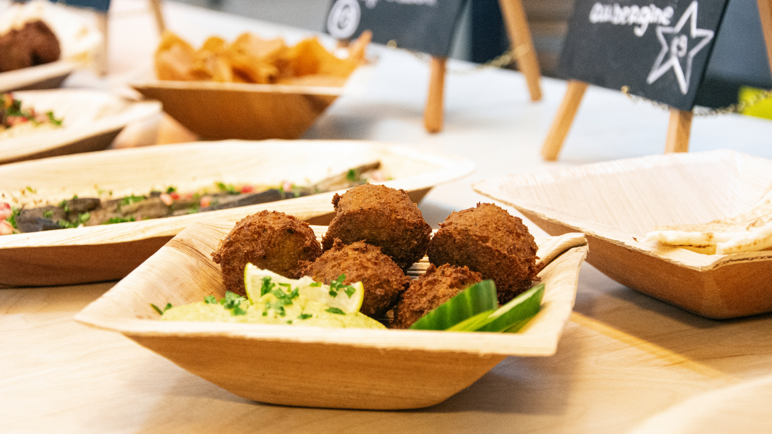 Falafel in Israel is one of the most popular dishes of Jerusalem cuisine.