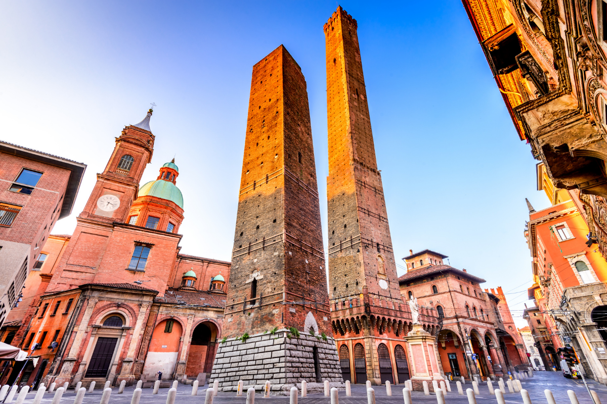 Bologna is the number one stop for food in Emilia-Romagna.