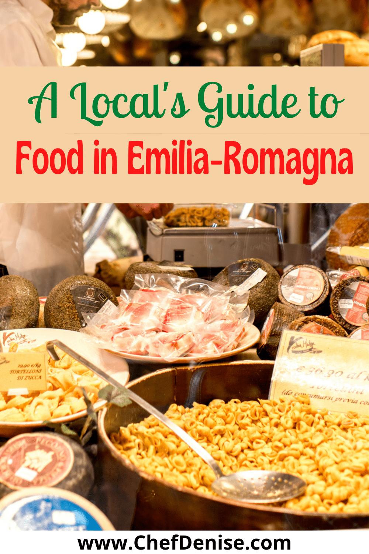 Pin to Food in Emilia-Romagna