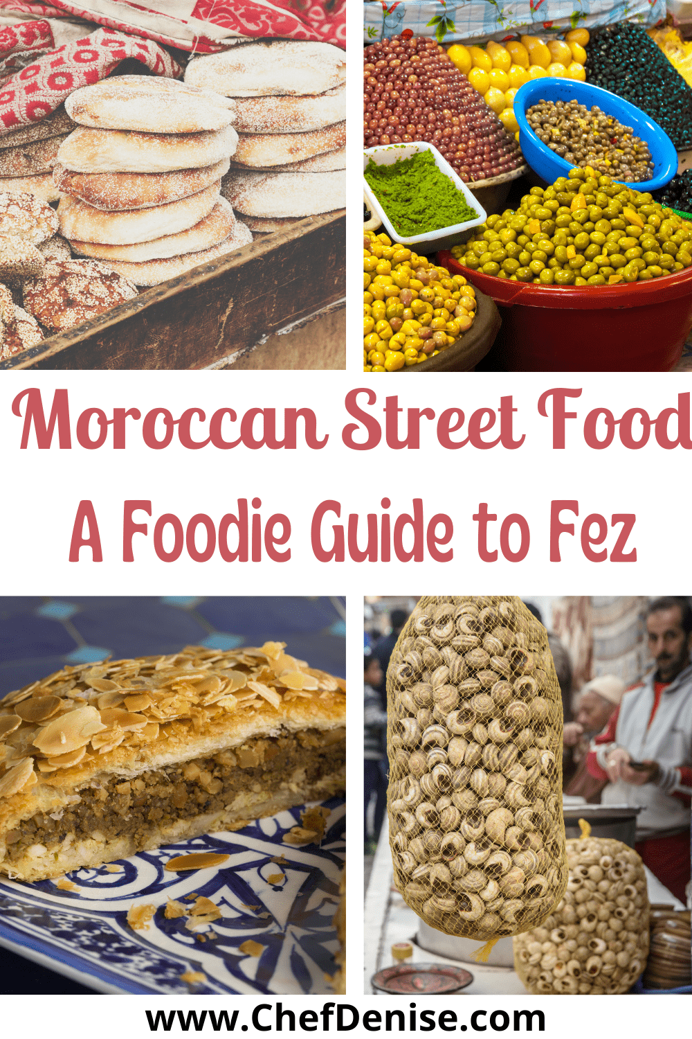 Pin for Moroccan street food in Fez