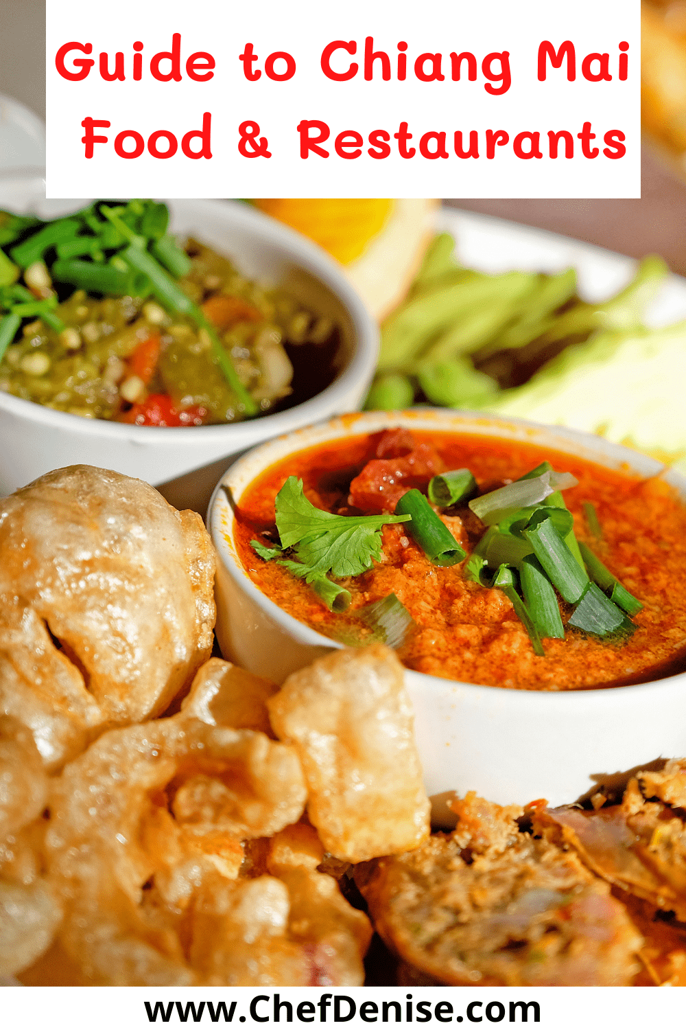 Pin for Chiang Mai food guide