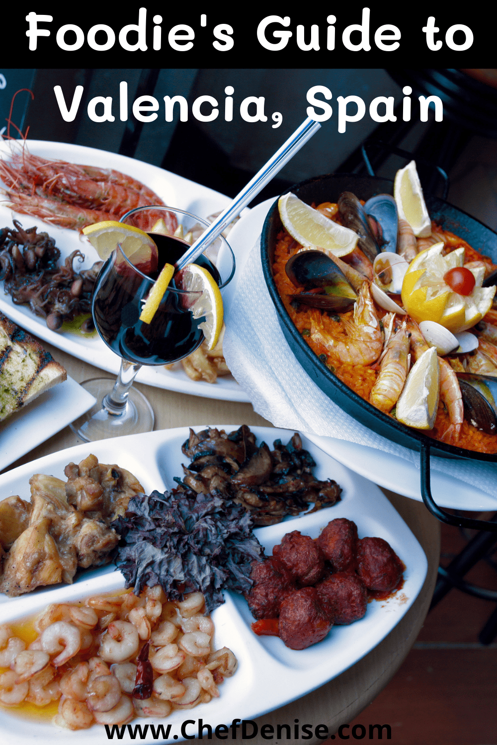 Pin for Guide to Valencian Food