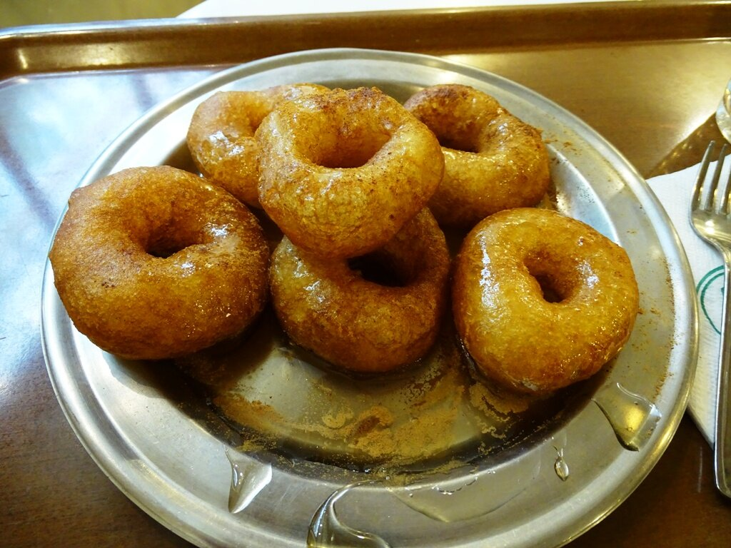 Best Loukoumades in Athens at Krinos