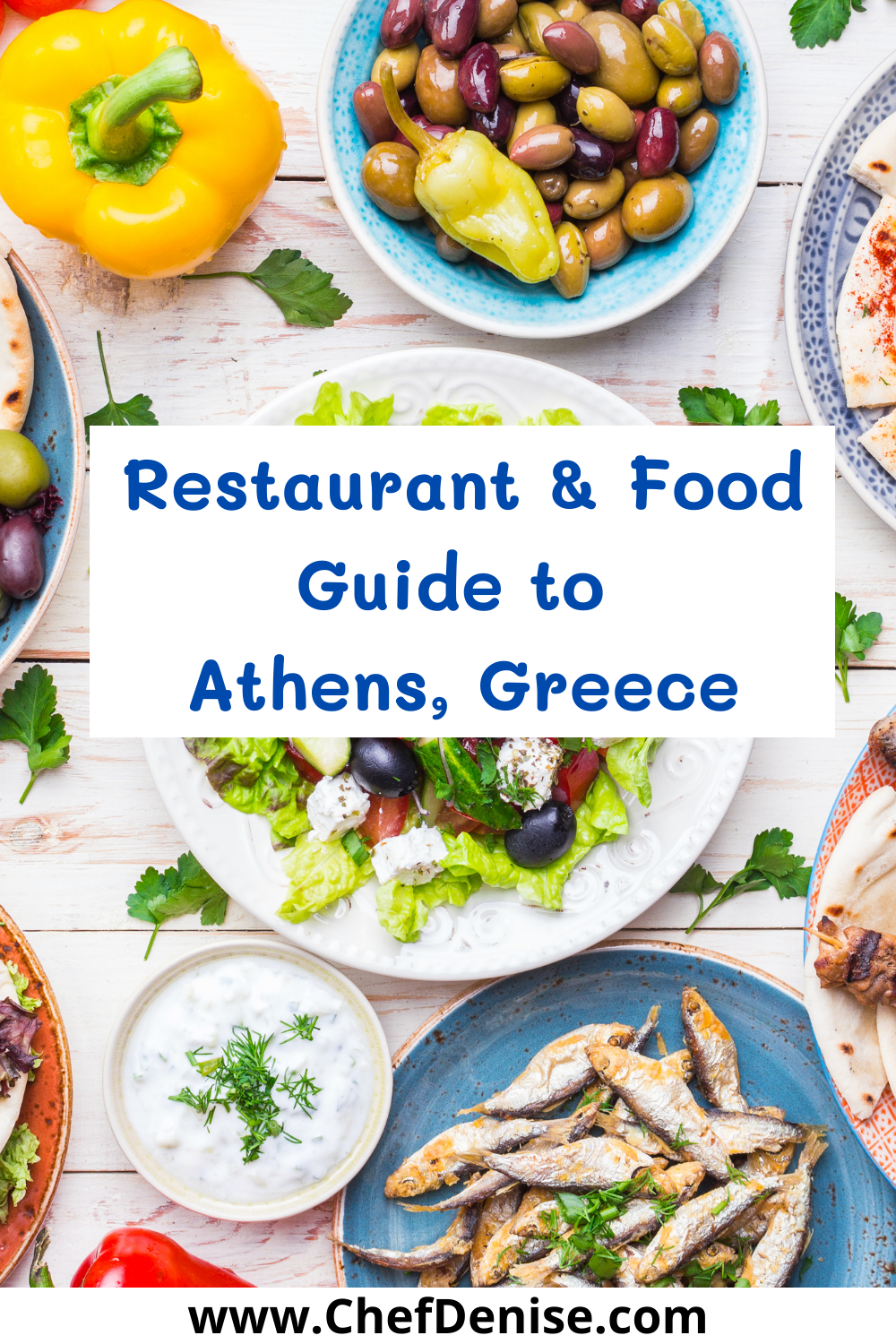 Pin for Restaurant & Food Guide to Athens, Greece
