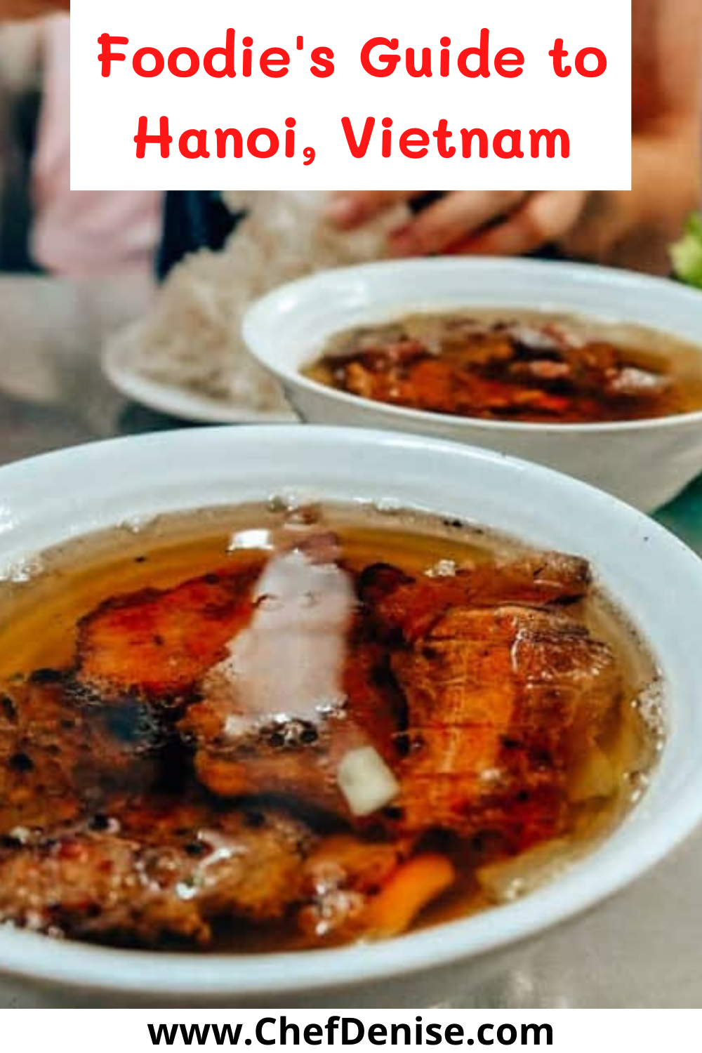 Pin for Foodie's guide to Vietnamese food in Hanoi