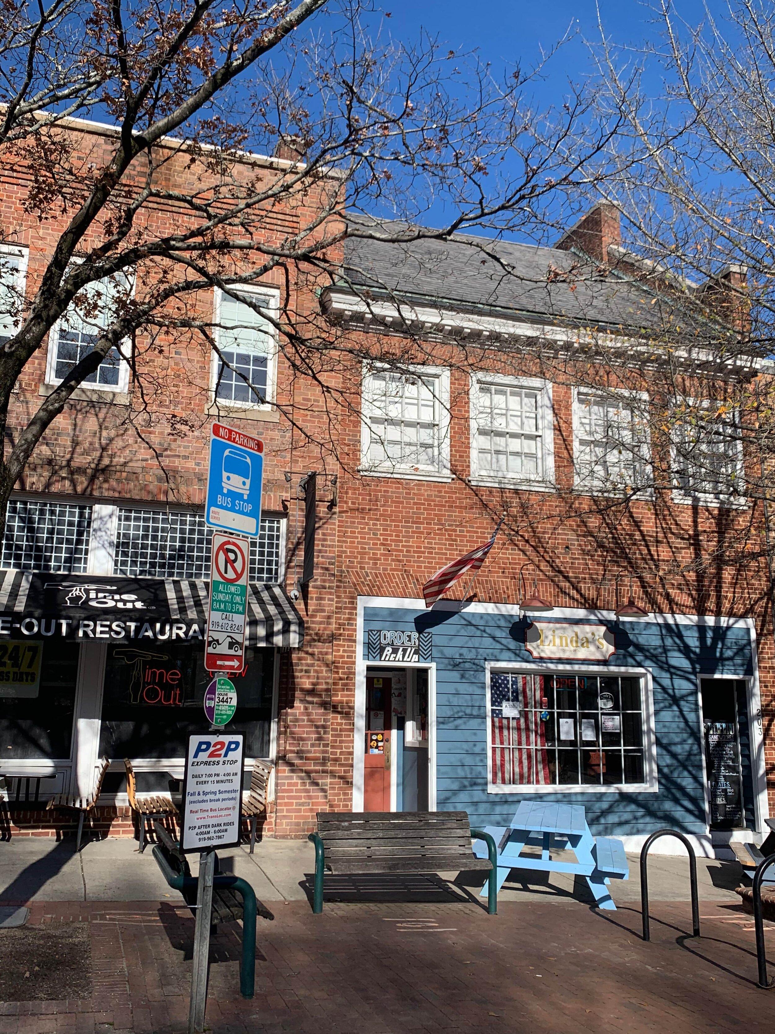 A favorite Chapel Hill bar, Linda's Bar & Grill