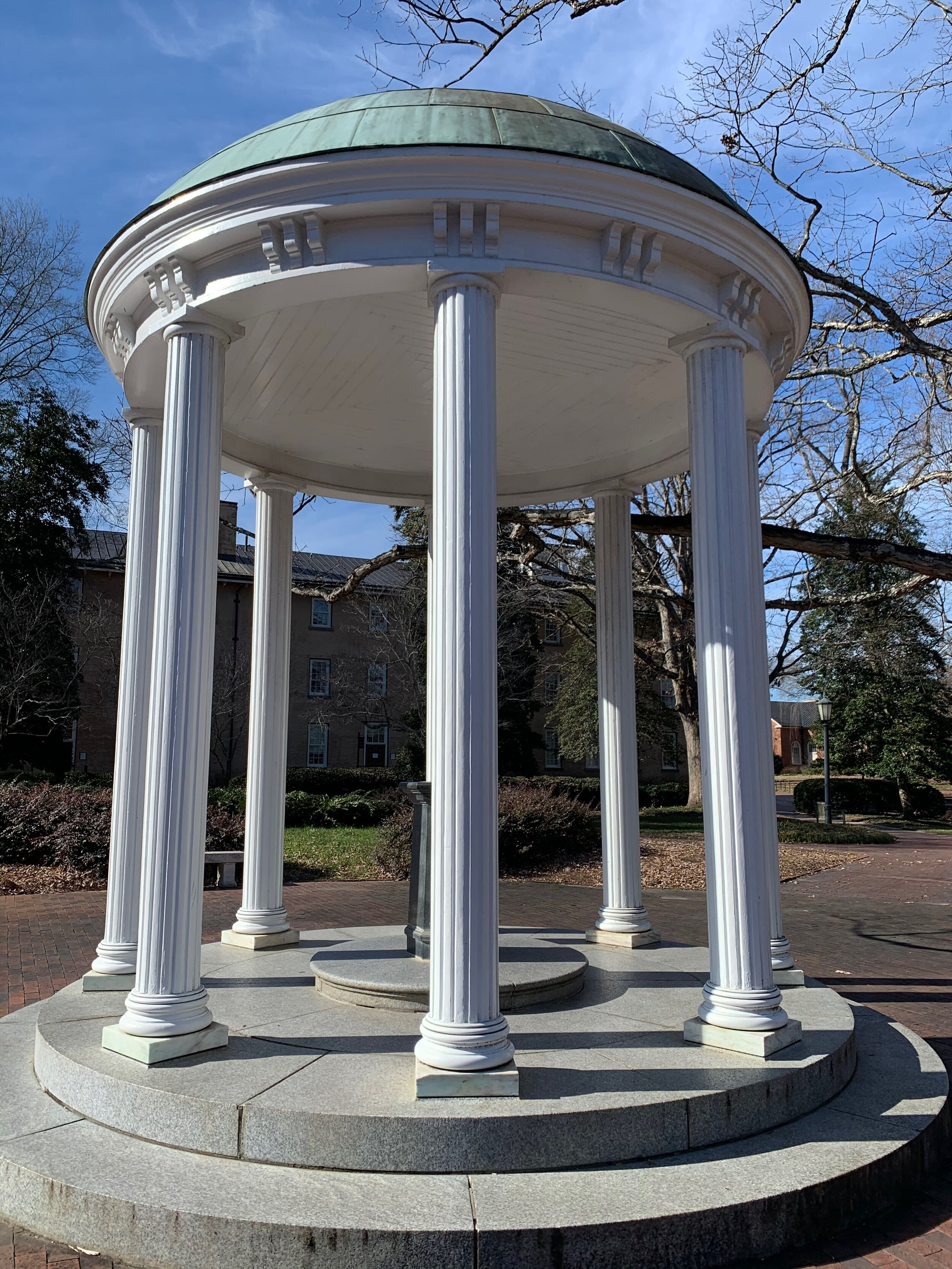 """The can't miss """"Oh Well"""" when visiting Chapel Hill."""