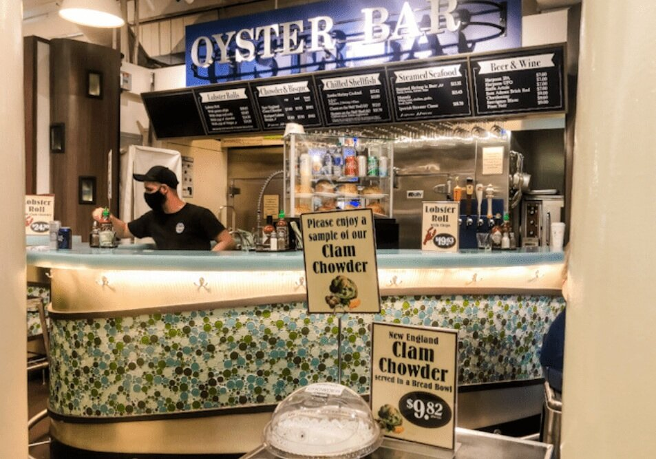 New England Clam Chowder is a must for foodies in Boston!