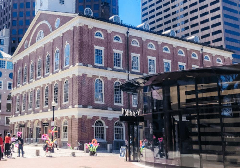 Historic Faneuil Hall