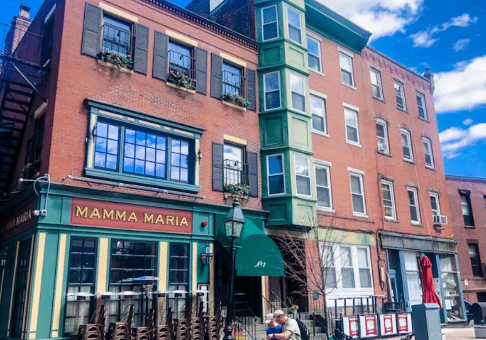 """The North End or """"Little Italy"""" is a must in Boston for foodies!"""