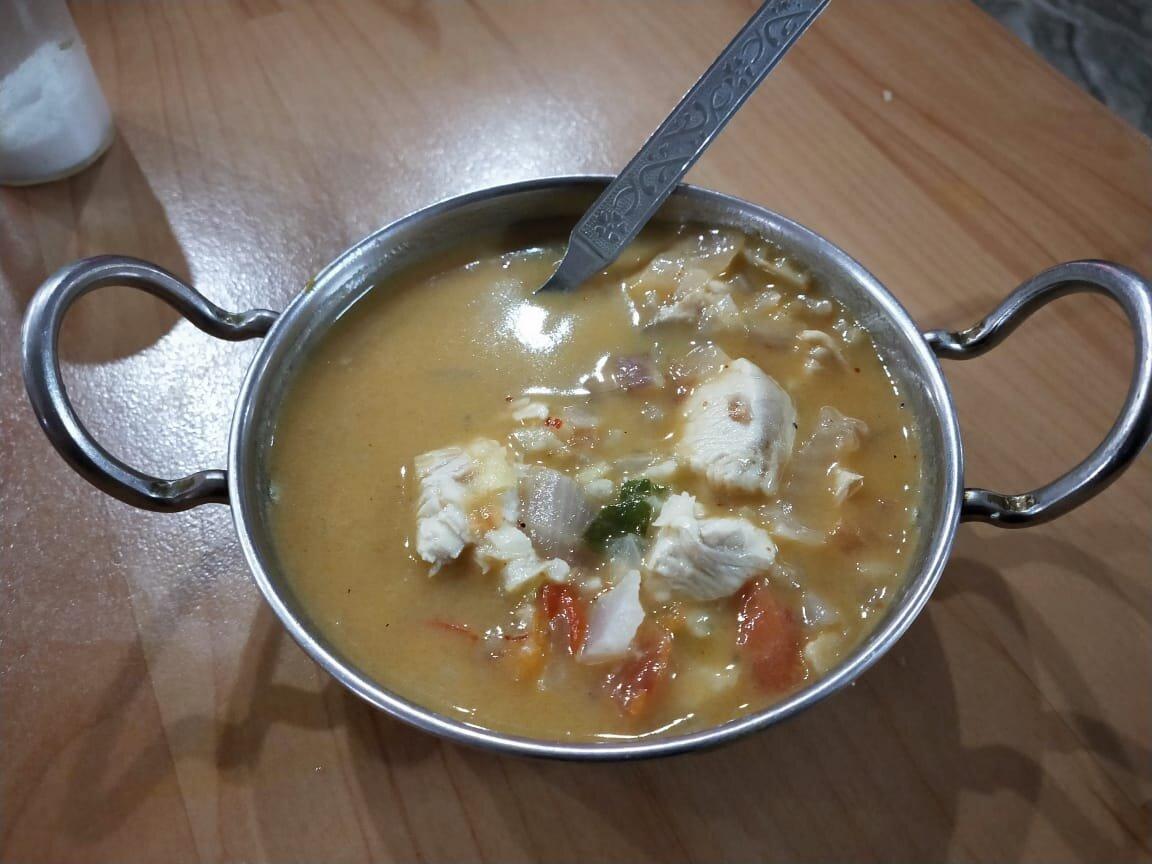 Famous food of Bhutan, Jasha Maru